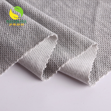 100 polyester jersey double knit fabric wholesale price