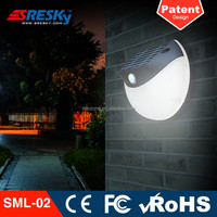 Aluminum 1W Led Modern Outdoor Decorative Cute Wall Lamp