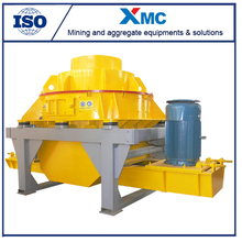 sand making machine PL1300 ,vertical shaft impact crusher,South America Hot Selling china small rock crusher