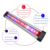 Virified China Supplier Red Blue White LED Aquarium Lamp 6000K Cold White Led Aquarium Light Bar for Fish Tank and Aquatic Plant