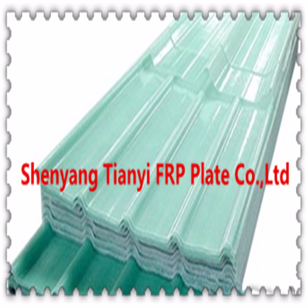 Tianyi GRP panel, FRP daylight plate