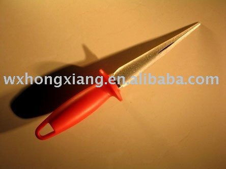 Multifunctional Diamond knife sharpener/sharpening rod diamond sharpening steel