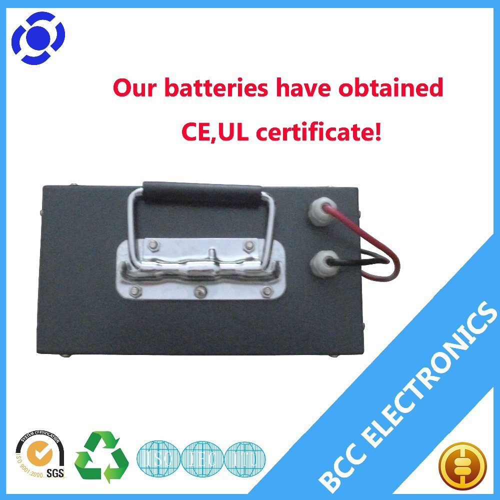 12v 100ah Lifepo4 battery lithium iron phosphate battery
