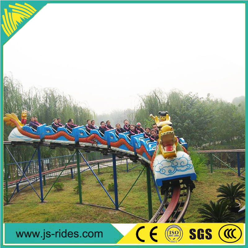 outdoor rides carnival rides dragon rides roller coaster hot sale