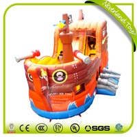Hight Quality NEVERLAND TOYS Mermaid Priate Ship Inflatable House Bouncy Jumping Castles Commercial With Prices For Kids