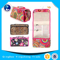 Makeup Fashion Travel Cosmetic Bag Case Jewelry All Over Print