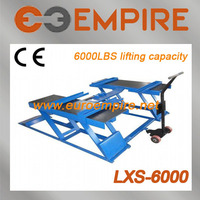 CE approved shock price china supplier car lift / mechanical workshop equipment