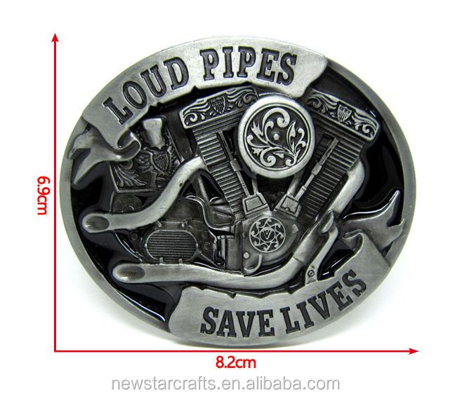 Custom Small Bulk Metal Belt Buckles