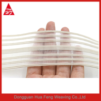 Fish tape elastic band used for shoes