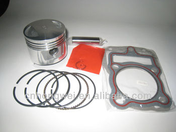 CG150 motorcycle piston