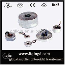 power industry control Transformer enclosure resin epoxy encapsulate Toroidal audio Transformer for PROFESSIONAL AUDIO ,LIGHTING