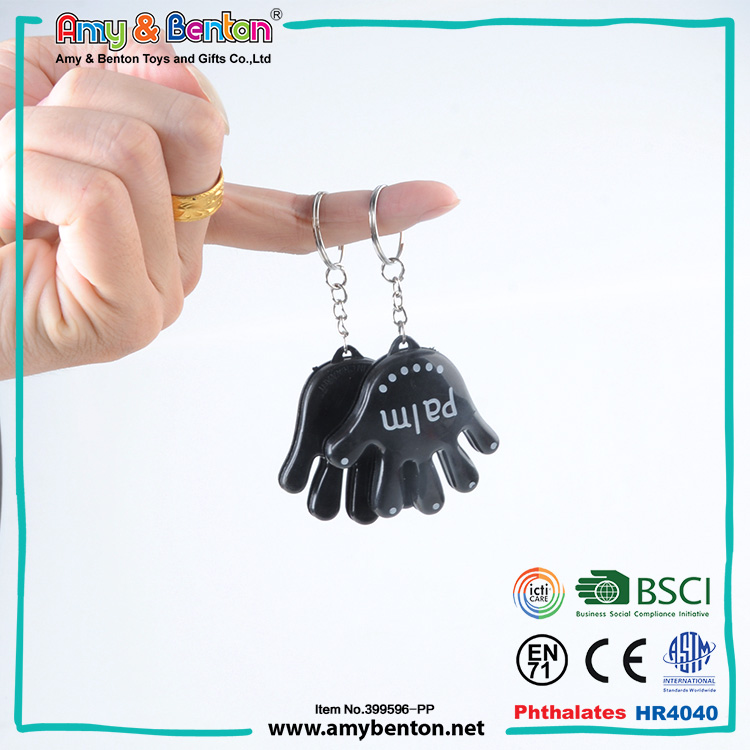Good Radiant cheap small toys hotel custom key chain ring