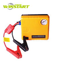 2 in 1 jump start air compressor portable jump starter power bank