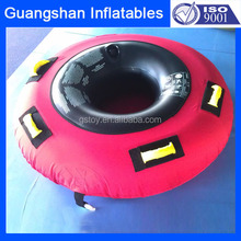 PVC inflatable sea doo water tubes snow tube