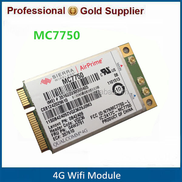 Sierra AirPrime LTE 700MHz 4g Wireless MC7750 Module