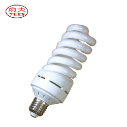Iraq market 8000 hours tri-color 40W full spiral energy saving lamp cfl bulbs cost