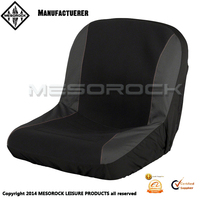Custom Garden Mower Seat Protector Lawn Tractor Seat Cover