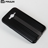 Hybrid shockproof Brush carbon fiber armor mobile phone case for samsung galaxy j7 case phone cover