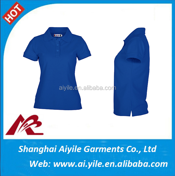 Many Color Different Types Custom Logo Polo T Shirt For