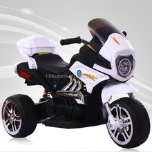 6V4.5A Electric Ride On Kids Motorized Motorcycle With Music & Lights