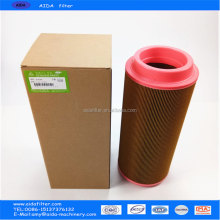 Fusheng air compressor parts filter element D-70736 replaced air filter cartridge