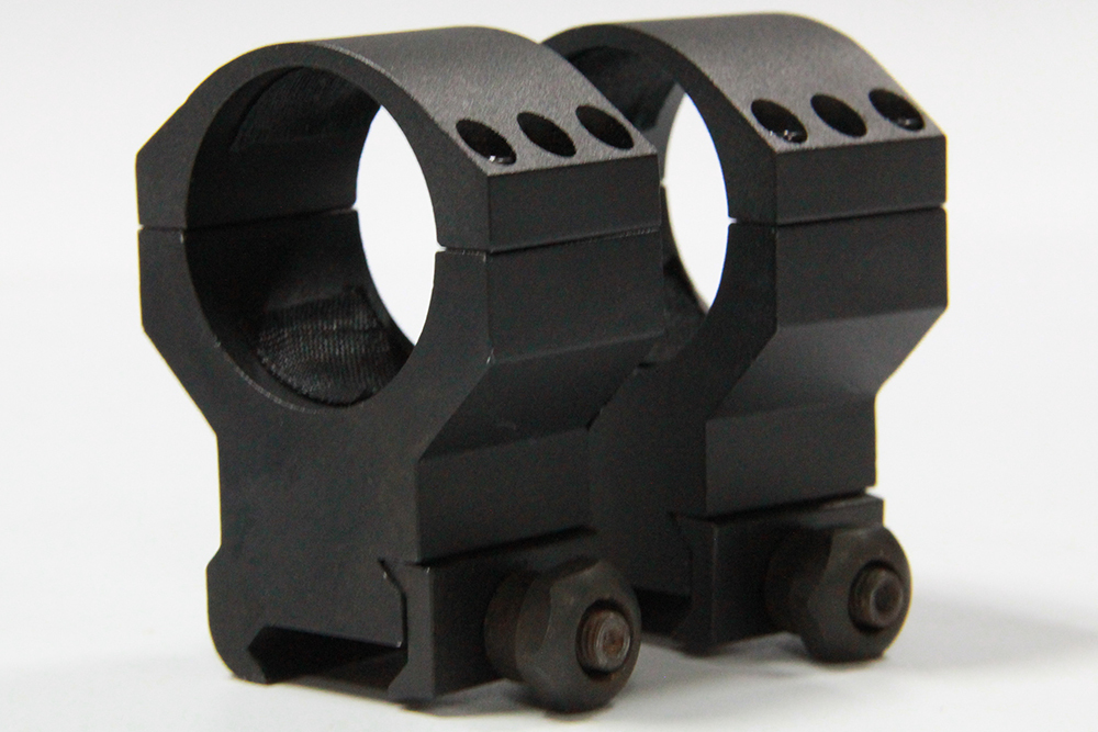 Voking 35mm 2 PCS High Picatinny Scope Mounts Ring for Rifle scope