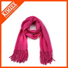 Wholesale red polar fleece scarf