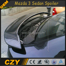 RX8 Car Parts Carbon Rear Wing Trunk Spoiler for Mazda 3 RX8