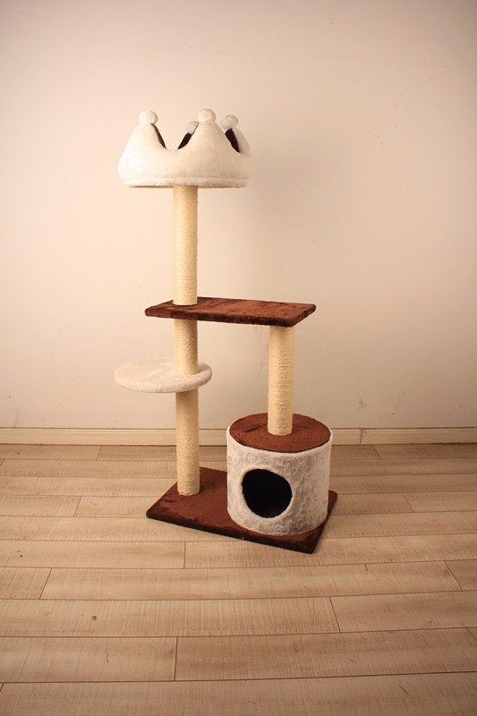 luxury Cat Tree house for cat