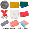 12pcs packing kitchenware cleaning stainless steel scourer
