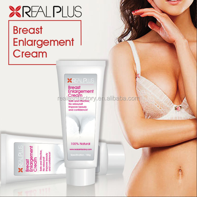 Breast Enlargement Firming Cream Massage Essential big breast cream-2 Months last Real plus cream breast