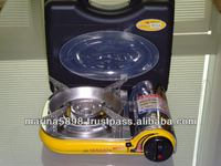 MINI BUTANE GAS STOVE WITH COMPACT PACKING