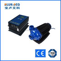 High quality submersible pump frequency converter fish pond cycle pump high flow water pump