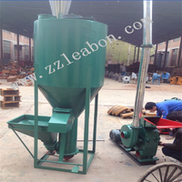 1t/h Large Capacity Factory Grain Feed Mixing Machine
