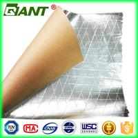 china manufacturer AL FOIL thermal blanket insulation cheap wholesale