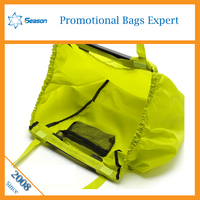Customized New Arrival Fashion Style Foldable Nylon/Polyester Shopping bag