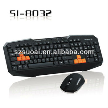 latest flexible mouse and keyboard combo