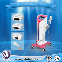 High Intensity Focused Ultrasound High Frequency HIFU for anti aging wrinkle beauty machine