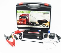 2016 hot selling newest car battery jumper cables 24v car jump starter/mini car booster