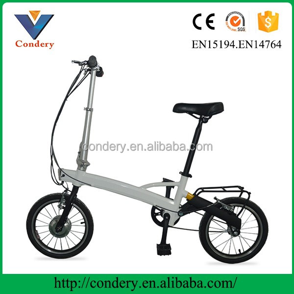 TDR13Z 16inches new products hot seller adult electric bicycle