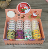 Christmas decoration craft washi rice paper tape