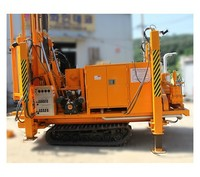 Drilling Rig for Exploration & Oil Pressure Type