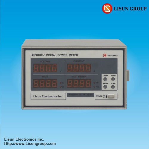 LS2008R Multi Function Power Meter for Measuring Voltage, Current, Power and Power Factor