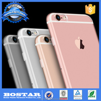Ultra slim soft transparent TPU case for Iphone 7 China factory wholesaler