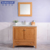 Factory Directly Supply Used Bathroom Bamboo Vanities/Cabinets