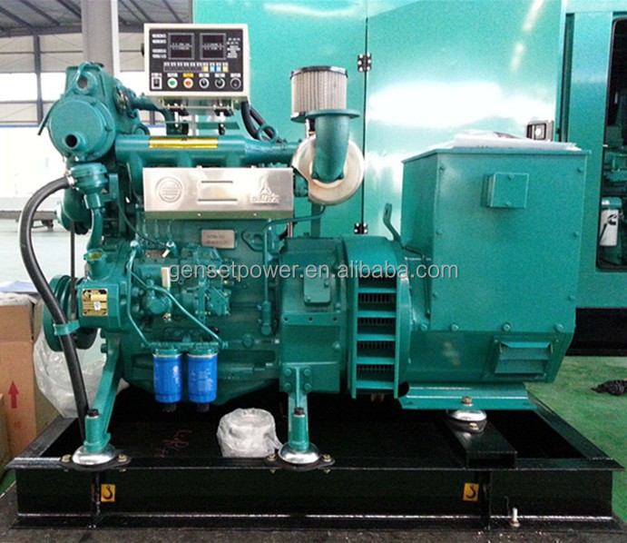 30kva small marine generators diesel for sale