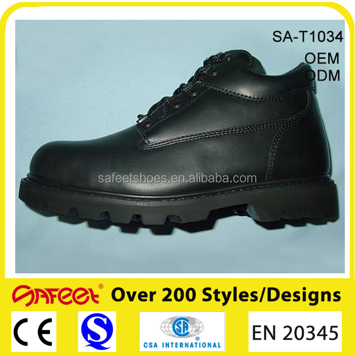 Genuine cow leather goodyear safety shoes protect toe, good price wholesale vietnam shoes, vietnam shoes factory (SA-T1034)