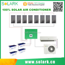 branded solar power portable air conditioners on sale in good price