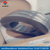 Big size tungsten carbide roll for steel