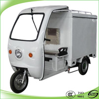 hotselling 1000W electric delivery tricycle